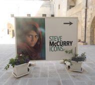 Steve McCurry al castello aragonese di Otranto