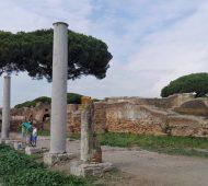 Gli scavi archeologici di Ostia Antica