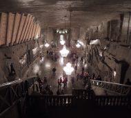 Wieliczka, la Cattedrale di sale