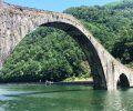 Il ponte della Maddalena, detto ponte del Diavolo