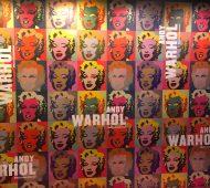 Roma celebra (ancora una volta) Andy Warhol