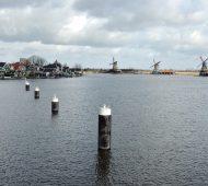 Zaanse Schans e i mulini a vento olandesi